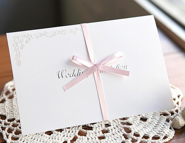 結婚式招待状-サンシャイン