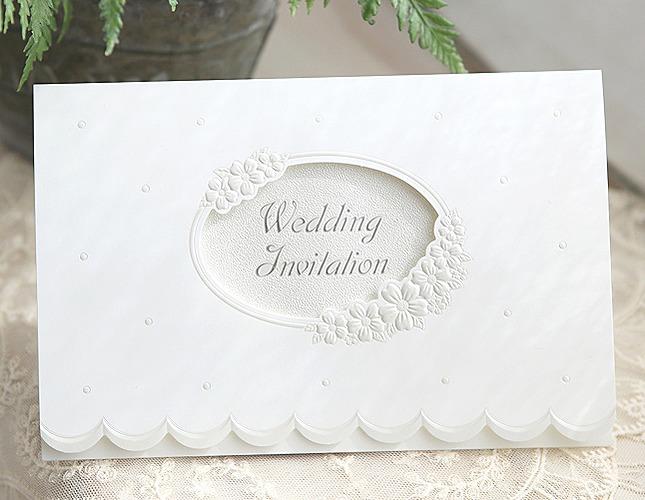 結婚式招待状-ナチュラル