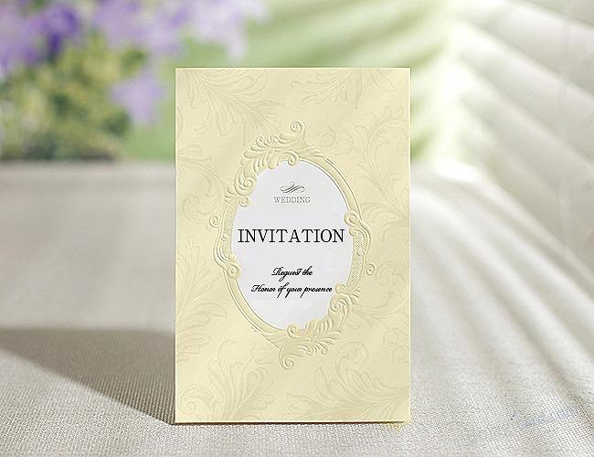 結婚式招待状-ウィッシュ