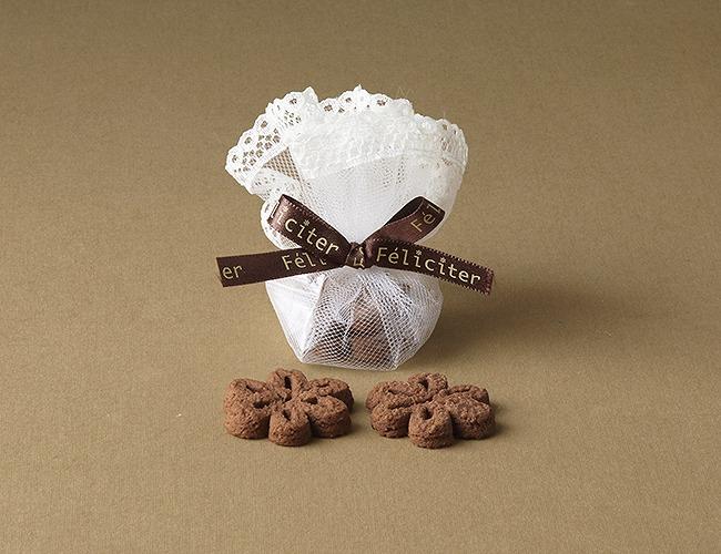 プチギフト:フェリシテ(チョコクッキー)1個