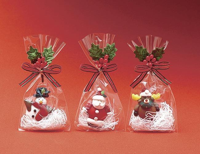 プチギフト:クリスマスマグネット